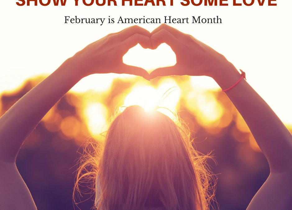 February Heart Health Month